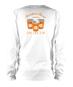Vols3In Shooters Shoot Long Sleeve