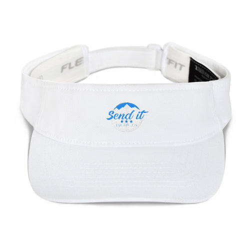 LiveLife3In Send It Visor