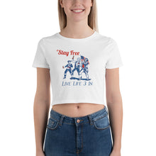 Stay Free Women's Crop Tee