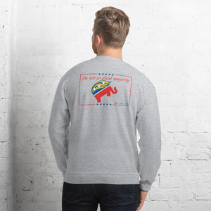 Silent Majority Trump Edition Crewneck Sweatshirt