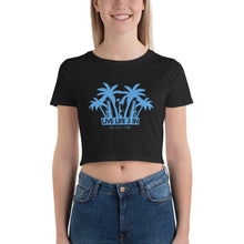 Salt Time Women's Crop Tee