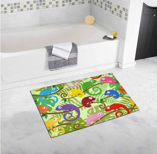 Super Cute Non-Slip Bath Mat and Shower Rug