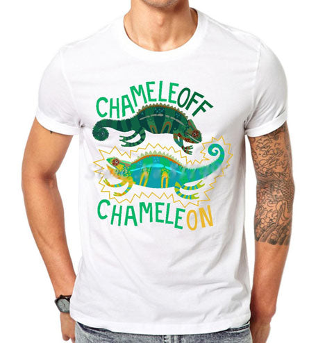 Men's Cotton ChameleON/OFF Shirt