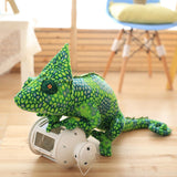 Mellers Chameleon/Veiled Chameleon Stuffed Animal Friend