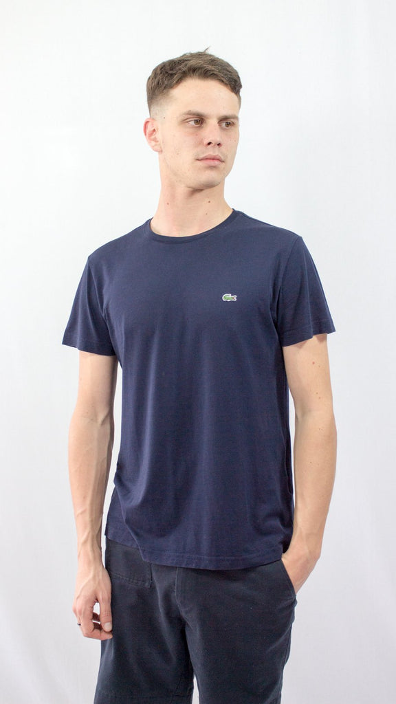 Navy Lacoste T-Shirt
