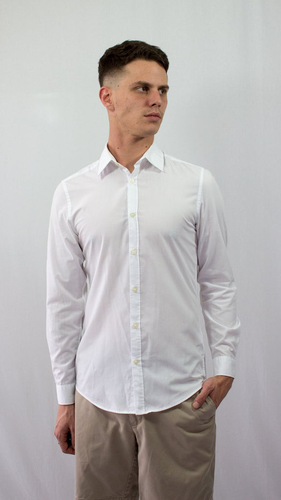 Long Sleeved Business Shirt