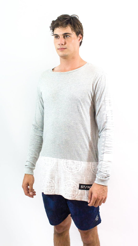 Blank Generation L/S Top