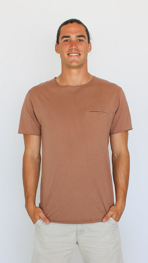Basic Pocketed Tee
