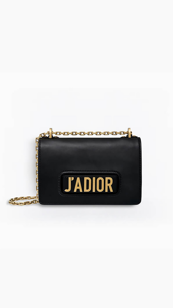 J'Adior Chain Flap Bag
