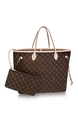 Neverfull GM Tote Bag