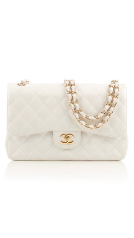 Quilted Caviar Leather Classic Mini Flap Bag