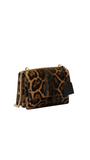 Leopard Sunset Shoulder Bag