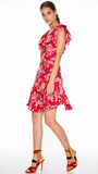 Florence Ruffle Mini Dress