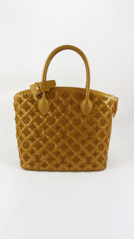 Limited Edition Monogram Fascination Lock-It Tote