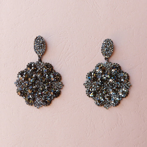 Bruna Statement Amanda Machado Earrings