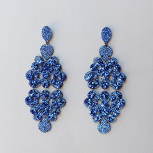 Load image into Gallery viewer, Aline Statement Amanda Machado Earrings