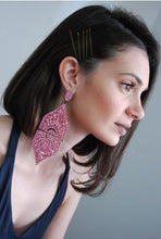 Load image into Gallery viewer, Marina Statement Earrings - Rachel Rosh