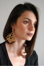 Load image into Gallery viewer, Lucy Statement Earrings - Rachel Rosh Malaysia