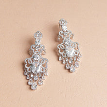 Load image into Gallery viewer, Alexa CZ Earrings