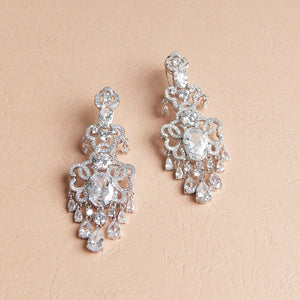 Alexa CZ Earrings