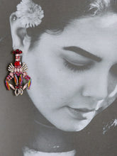 Load image into Gallery viewer, Asymmetrical Lobster Earrings - Rachel Rosh Malaysia