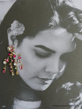Load image into Gallery viewer, Kara Statement Earrings