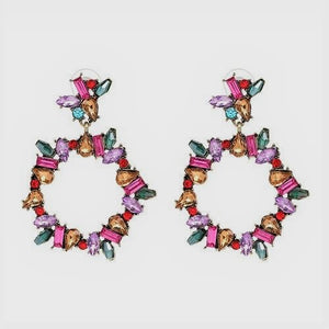 Persia Statement Earrings
