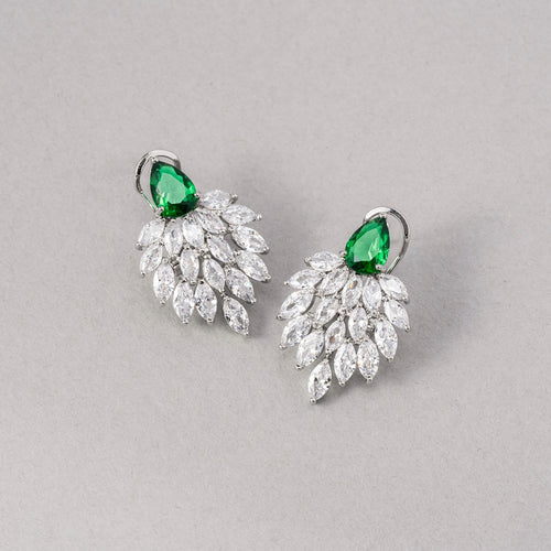 Callie Simulated Diamond Earrings Malaysia