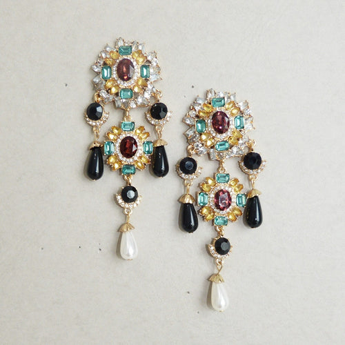 Arabella Statement earrings