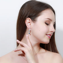Load image into Gallery viewer, Ayla Butterfly CZ Earrings
