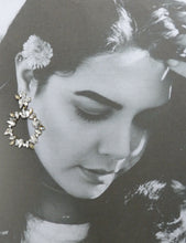 Load image into Gallery viewer, Persia Statement Earrings
