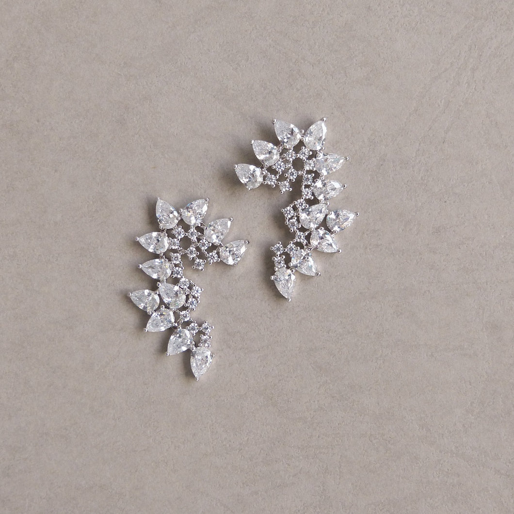 Giselle Cubic Zirconia CZ Studs