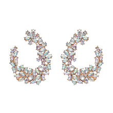 Load image into Gallery viewer, Kaia Statement Earrings - Rachel Rosh Malaysia