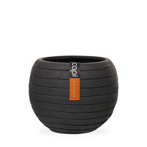 Row Vase Ball Anthracite