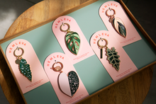 Load image into Gallery viewer, Alocasia Polly Keychain