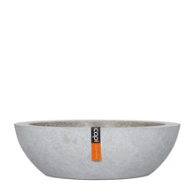 Load image into Gallery viewer, Bowl Flat Terrazzo Grey