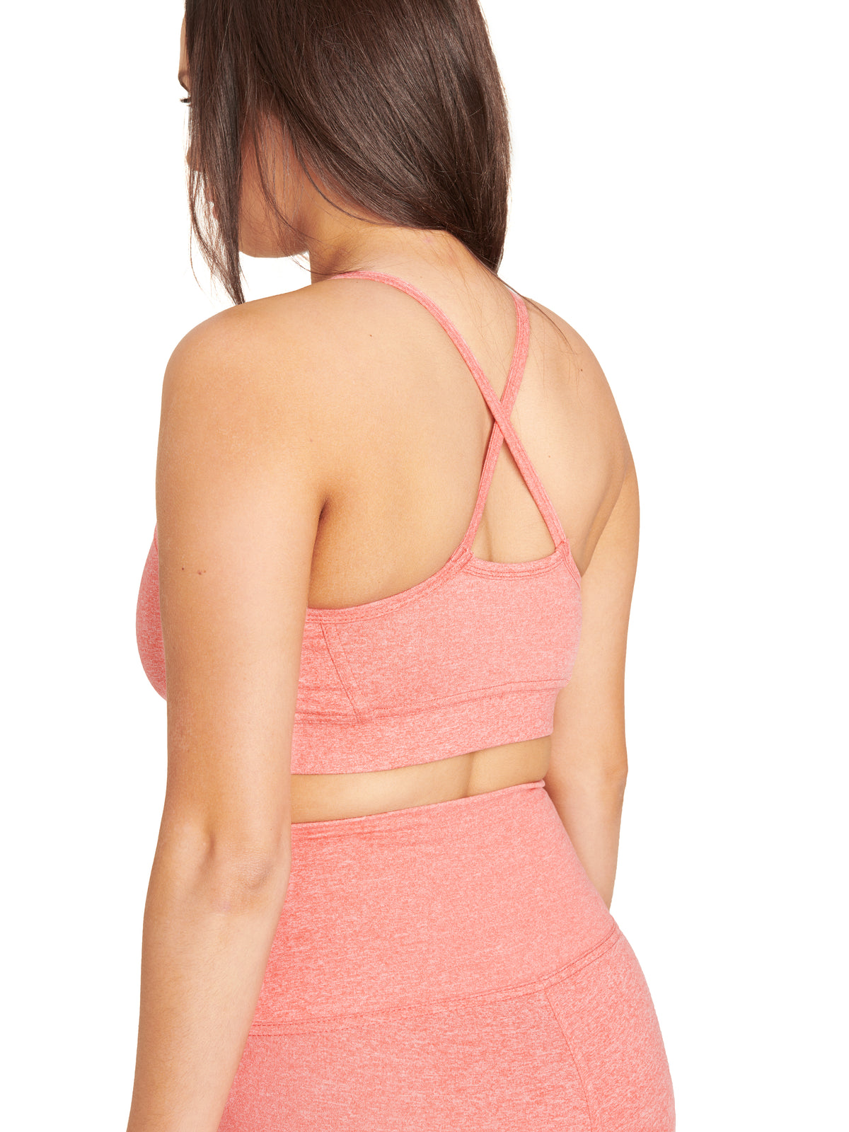 Deity Sports Bra / Peach-Pink