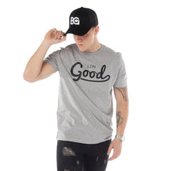 Good Grey T-Shirt - BG | Born Good Clothing