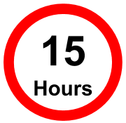 15 Hours - Test Booster Course