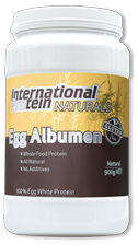 International Egg Albumen Protein