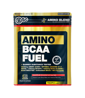 Essential Amino BCAA Fuel