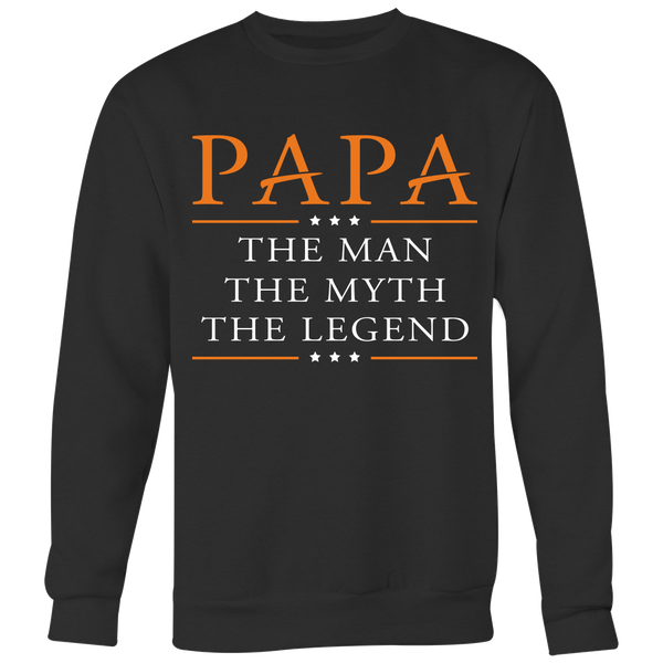 Papa The Legend Sweatshirt