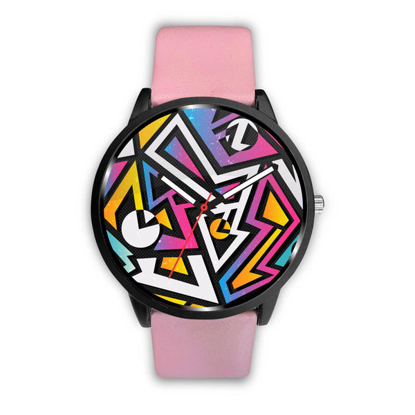 Colorful ZigZag Women Watch