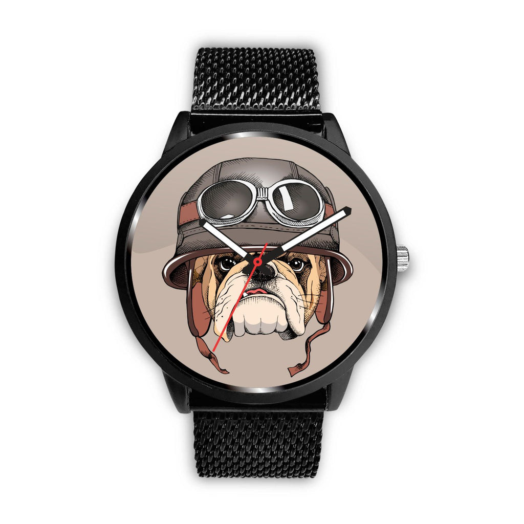 Bulldog Biker Watch