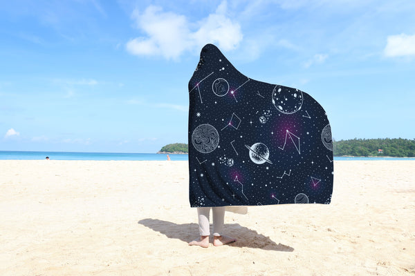 Awesome Galaxy Comfy Blanket