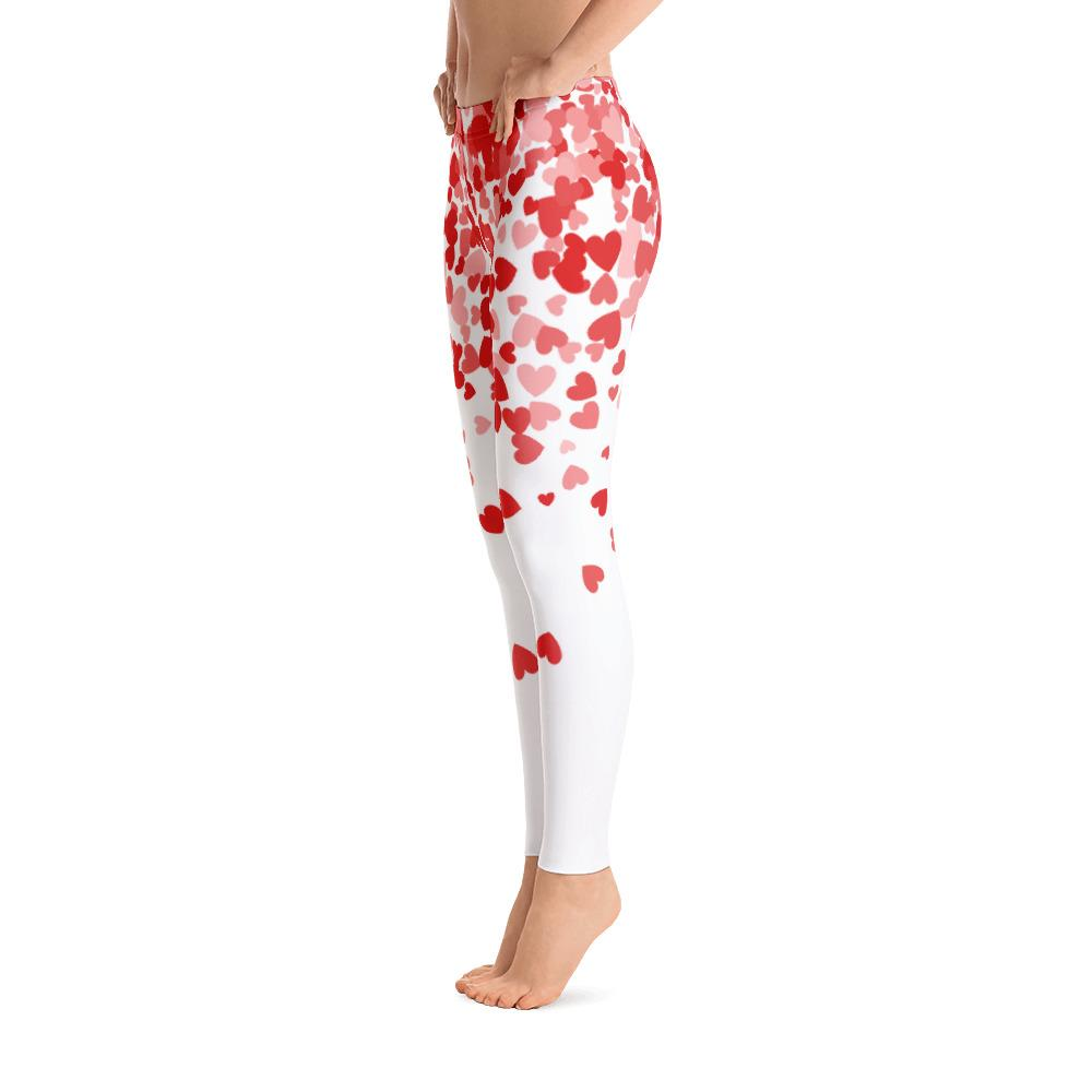 Fallen Hearts Leggings