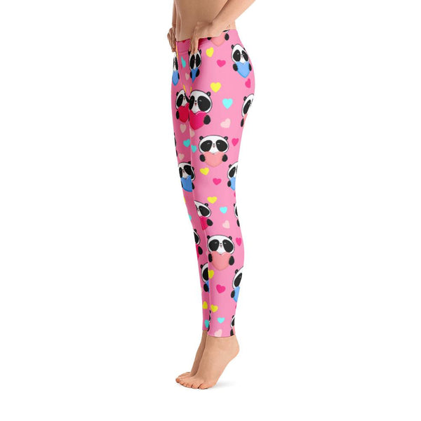 Lovely Panda Leggings