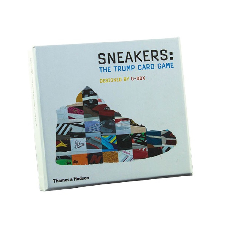 Sneakers The Trump Card Game