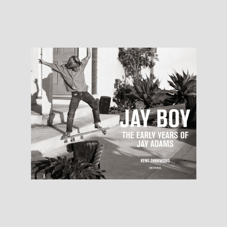 Jay Boy│The Early Years of Jay Adams