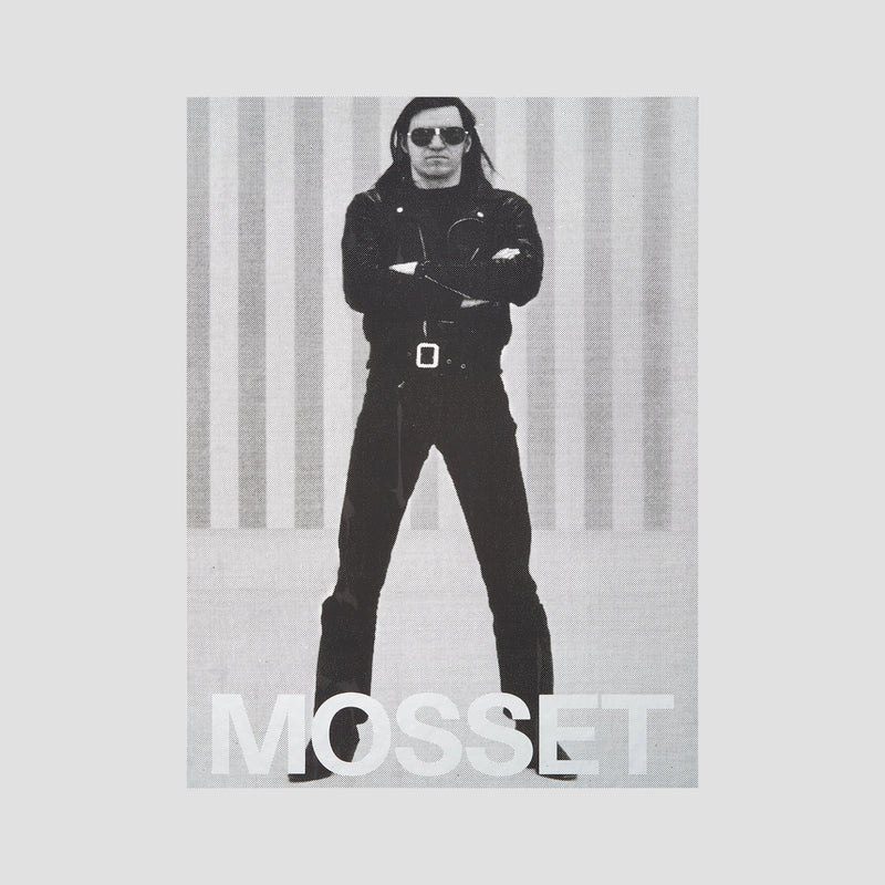 Olivier Mosset│Wheels